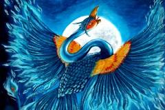 Fenice-azzurra